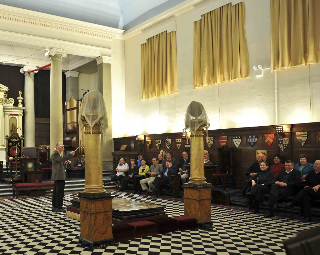 Guided Tours - Old Theatre Royal
