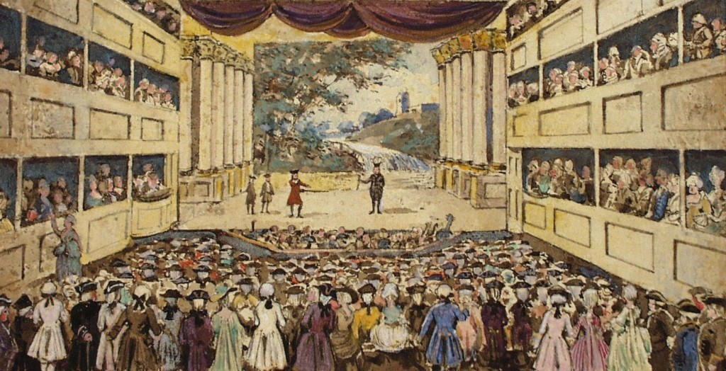 1803 – A Novel Encounter - Old Theatre Royal