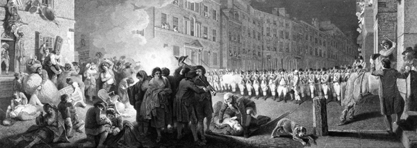 1780 – Reading the Riot Act - Old Theatre Royal