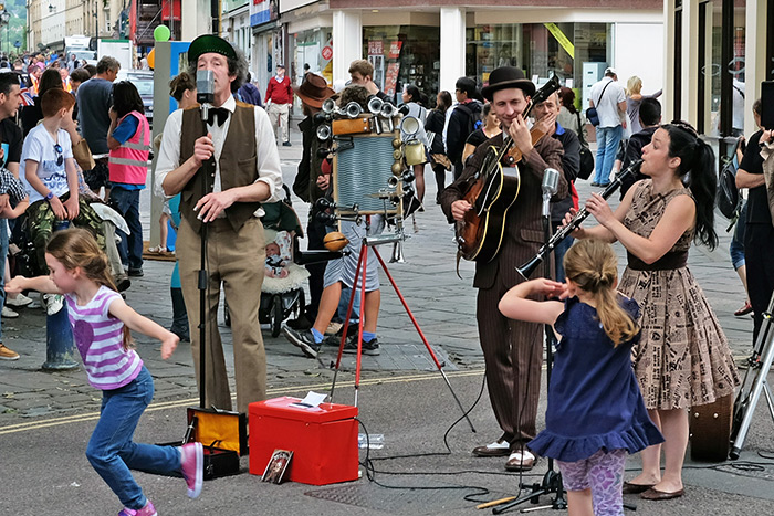 Festival Events - Old Theatre Royal
