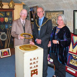 Bath Masonic Hall celebrates 150th Anniversary