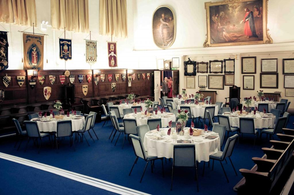 Formal Dining Venue